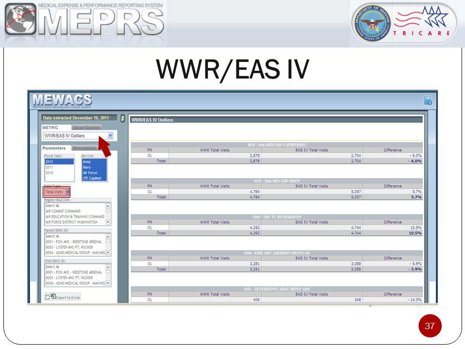 WWR/EAS IV 37