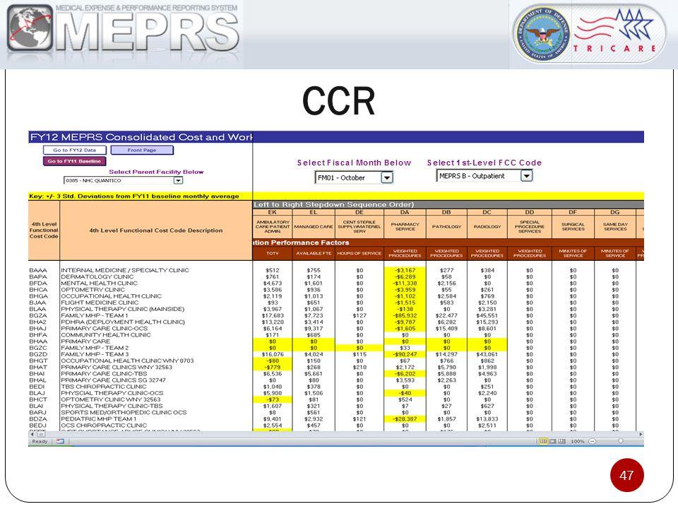 CCR 47