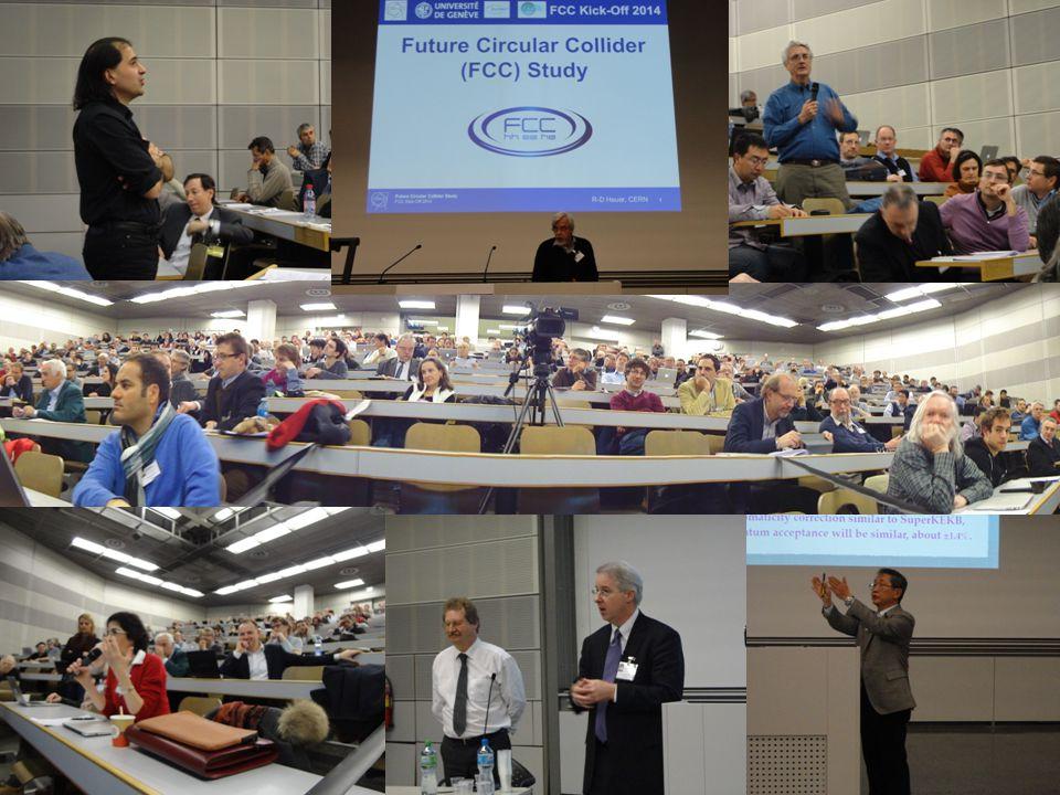 20 Future Circular Collider Study Michael Benedikt CERN, 26 th May 2014