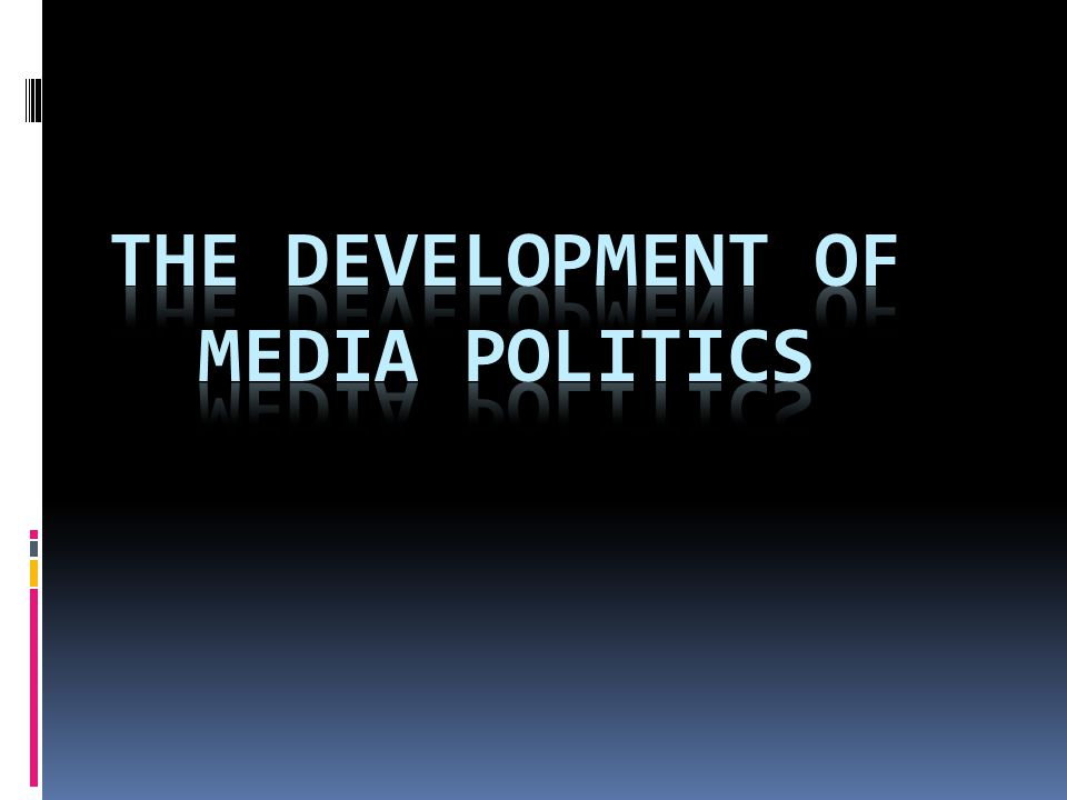 Role of the Media  Gatekeeper: influence what subjects become national political issues, and for how long  Scorekeeper: the national media help make political reputations, horserace journalism  Watchdog: Following closely the front-runner candidates, searching for any past or current history that will make news —media maintains close eye on all important happenings of major candidates