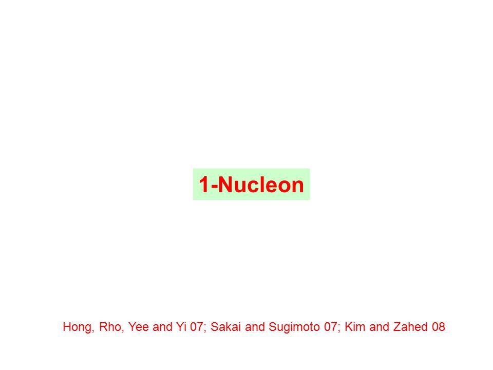Instanton in 5D Sakai and Sugimoto 07