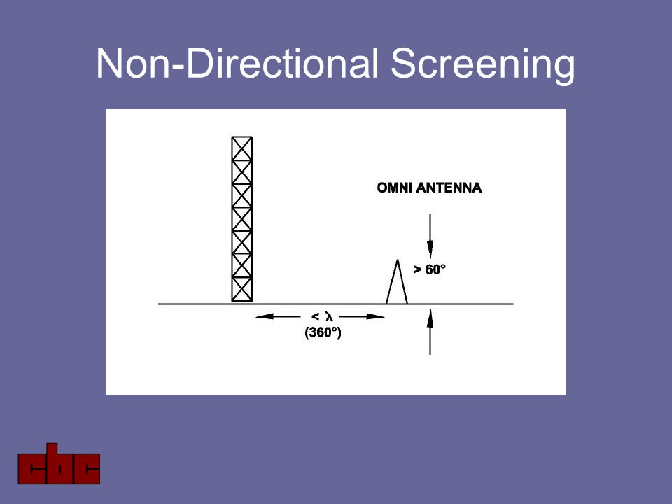 Non-Directional Screening