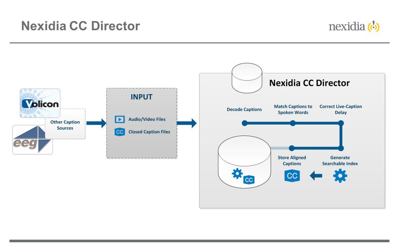 Nexidia CC Director