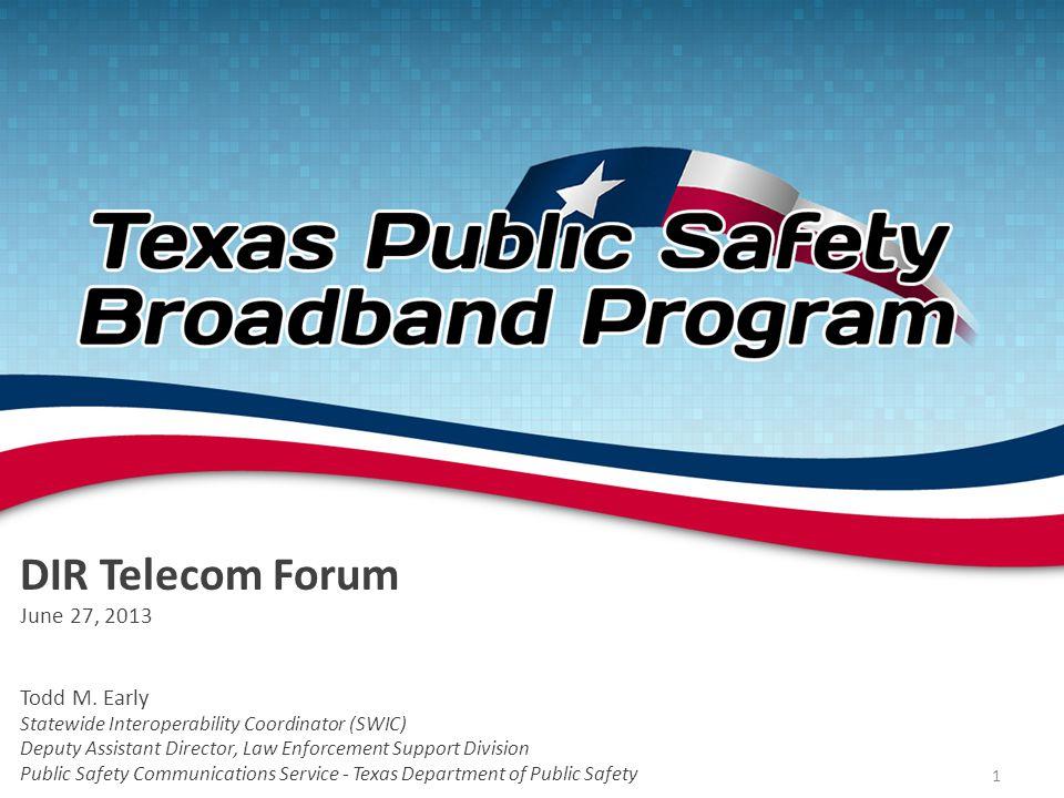 2 Lesia Dickson LTE Outreach & Education 512-517-7445 Lesia.dickson@dps.texas.gov