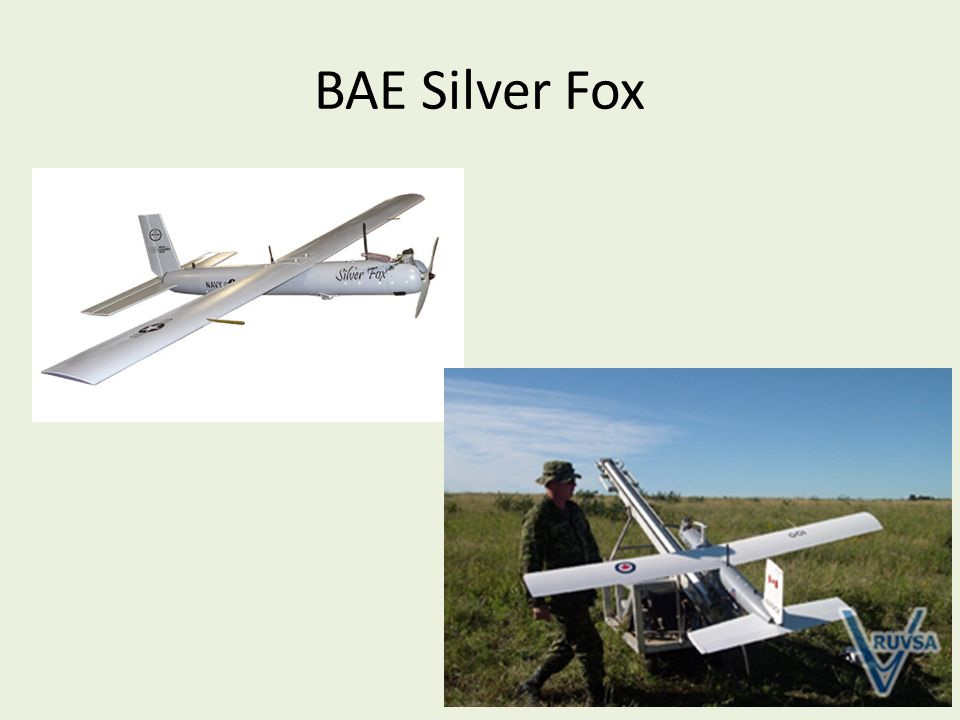 BAE Silver Fox