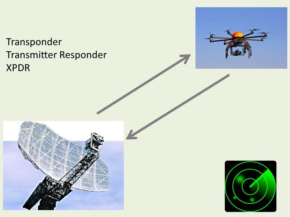 Transponder Transmitter Responder XPDR