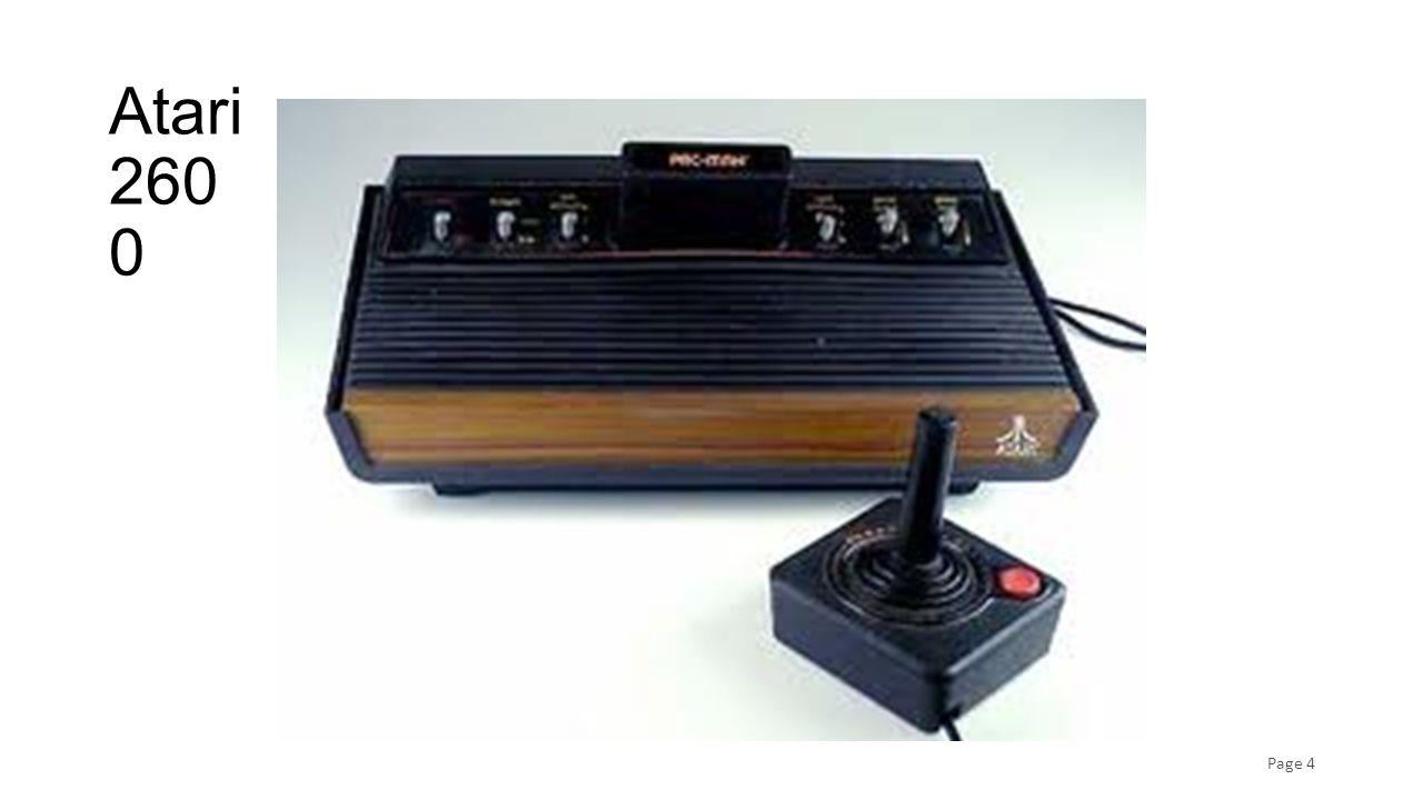 Atari 2600: Combat screen Page 5