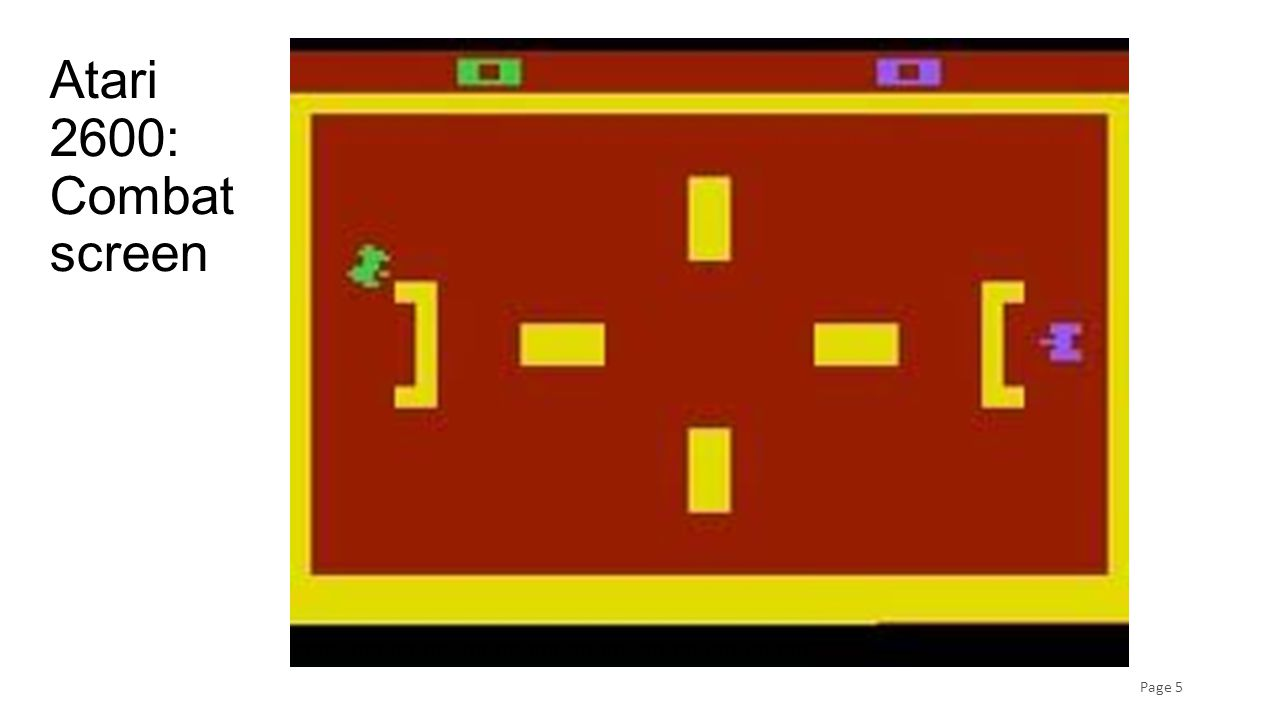 Placeholder for demo Atari monochrome character mode Atari graphics character mode Set character set pointer to random data in the OS Atari graphics: 320x1, 160x2 Type in a simple plot program