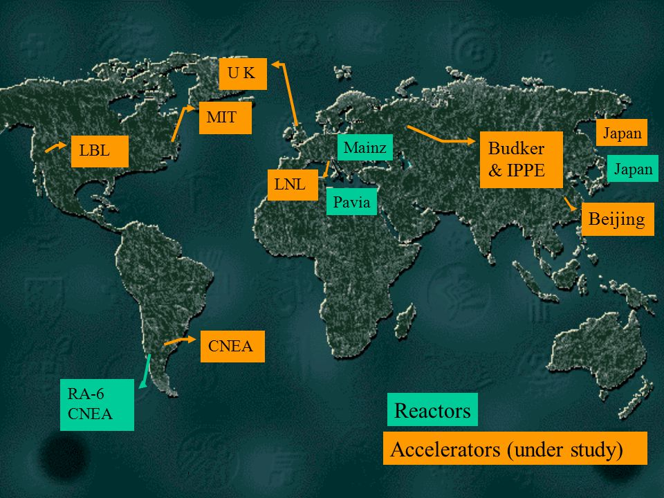 Prof. Mauro Valente - CONICET & Universidad Nacional de Cordoba 10 BNCT facilities around the world Mauro Valente, PhD. http://www.famaf.unc.edu.ar/~v