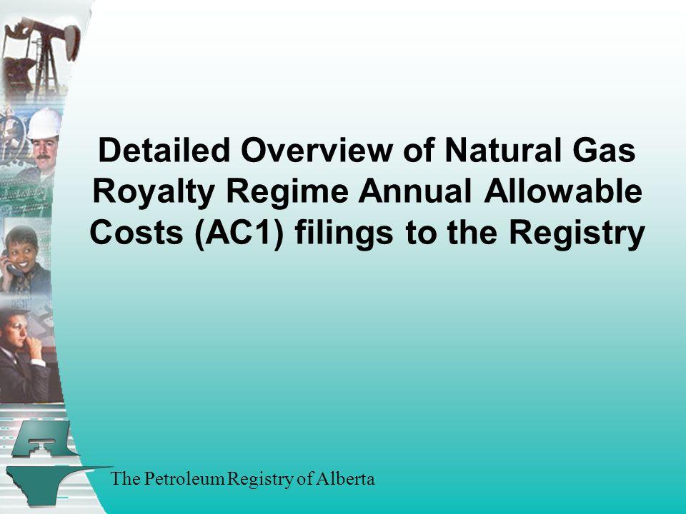 The Petroleum Registry of Alberta AB13 ALOHA OIL & GAS LTD.
