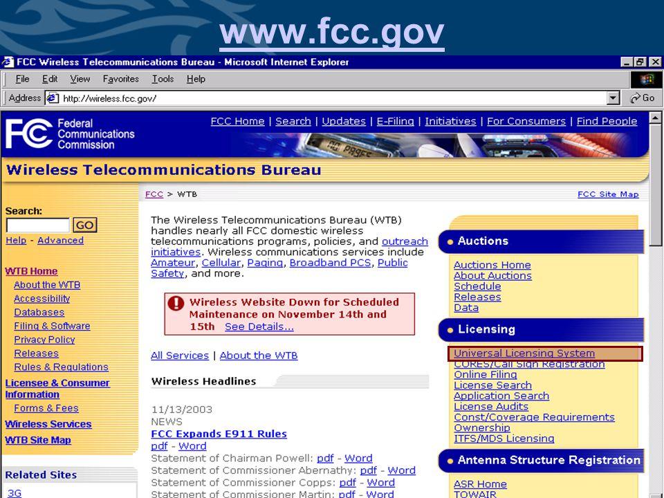 30 Additional Resources Internet Links –www.fcc.govwww.fcc.gov –www.apcointl.orgwww.apcointl.org –www.npstc.orgwww.npstc.org –www.publicsafetywins.govwww.publicsafetywins.gov –www.fwuf.govwww.fwuf.gov Kentucky Office of Homeland Security –www.homelandsecurity.govwww.homelandsecurity.gov Commonwealth Office of Technology –www.cot.ky.govwww.cot.ky.gov Kentucky Wireless Interoperability Executive Committee (KWIEC)