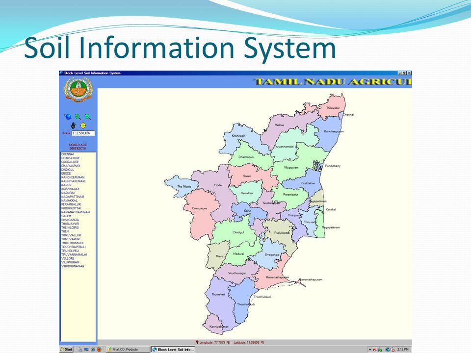 Soil Information System