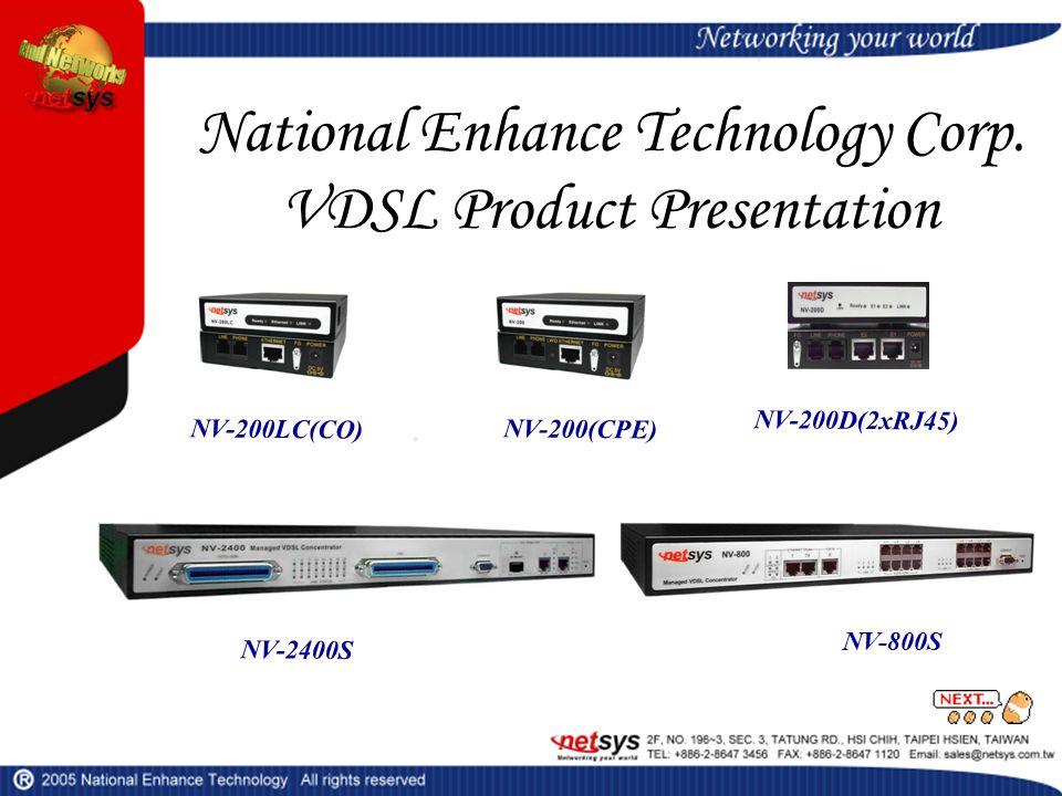 National Enhance Technology Corp.