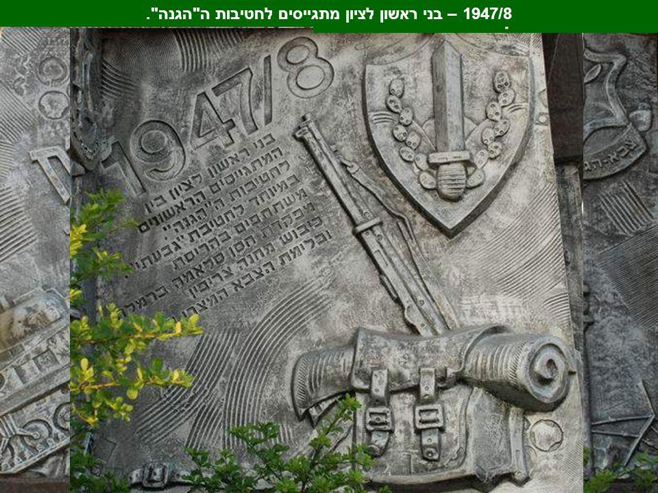 29/11/1947 - עצרת האו ם מחליטה על חלוקת ארץ ישראל והקמת המדינה היהודית.