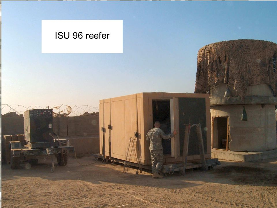 Warrior Logisticians 15 Sanitation Center