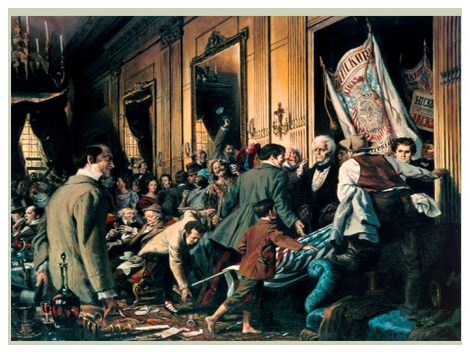 Jackson's Inauguration Celebration