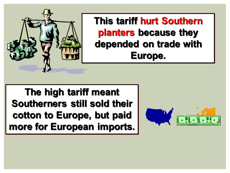 Congress passed the Tariff Bill of 1828 which was the highest import tax ever.