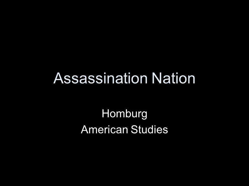 John F.Kennedy: shot Nov.