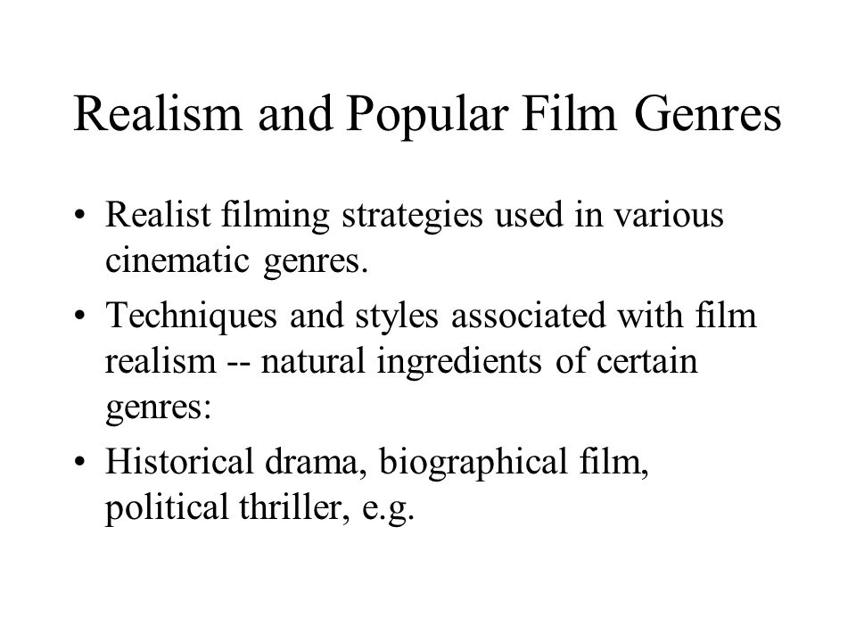 Film Real-ization Timely and topical real- ization in Alan J.