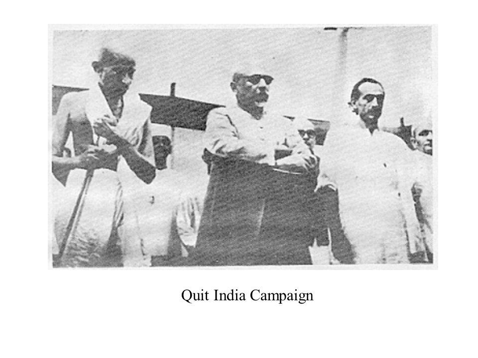 Quit India Campaign