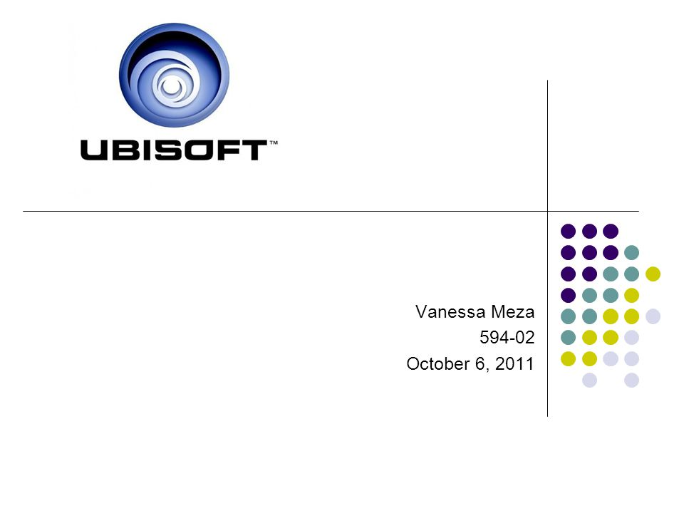 Vanessa Meza 594-02 October 6, 2011