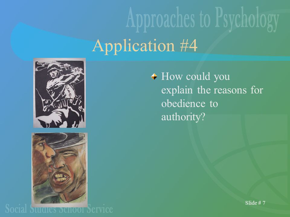 Slide # 8 Application #5 How could you achieve a better understanding of why a person would commit suicide?