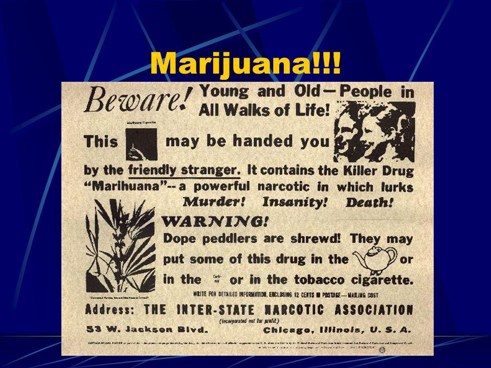 Marijuana!!!