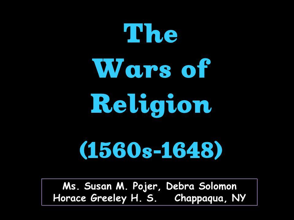 Ms. Susan M. Pojer, Debra Solomon Horace Greeley H.