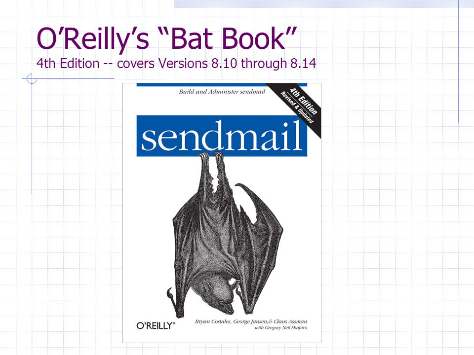 "O'Reilly's ""Bat Book"" 4th Edition -- covers Versions 8.10 through 8.14 Flying Fox (a species of fruit bat)"