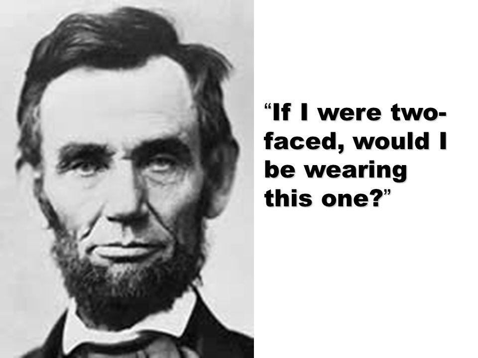 Lincoln Shot….