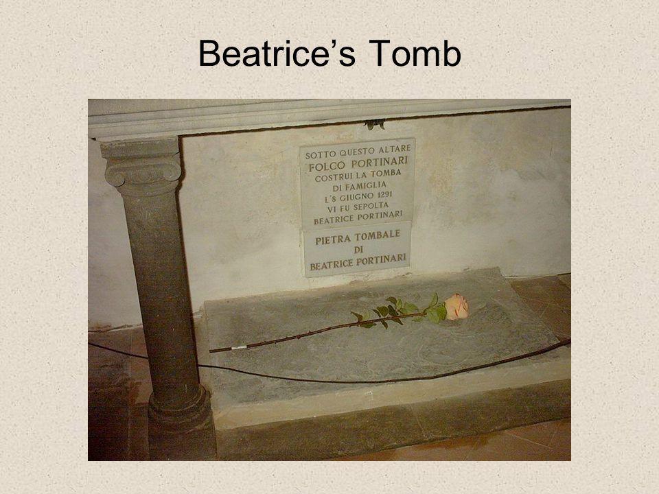Beatrice's Tomb