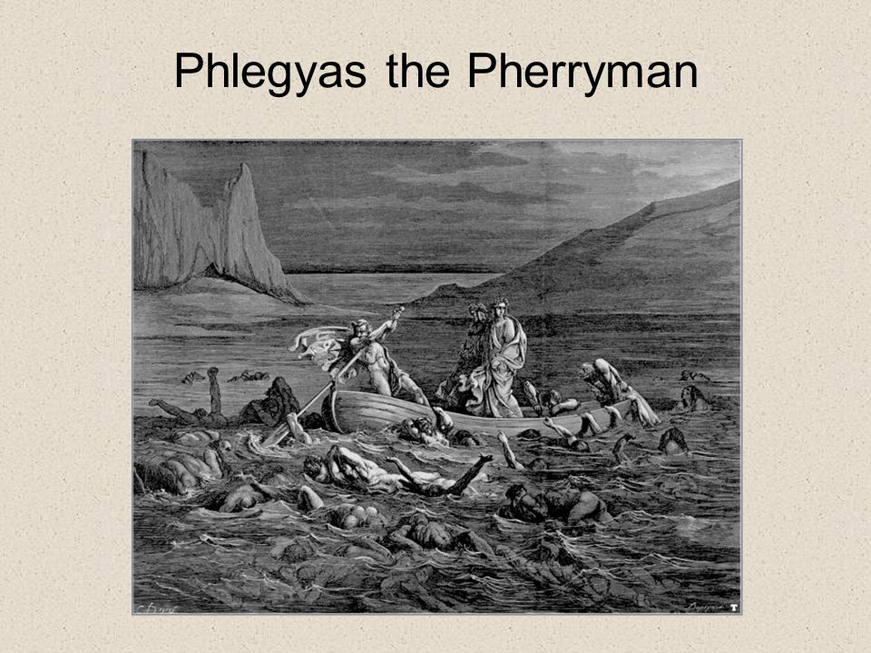 Phlegyas the Pherryman