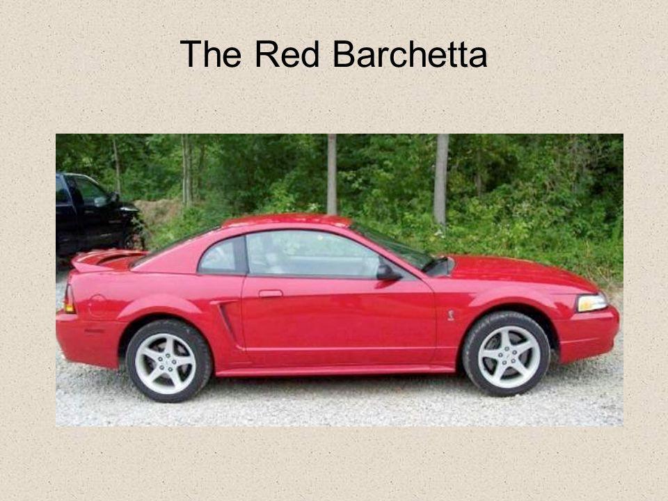 The Red Barchetta