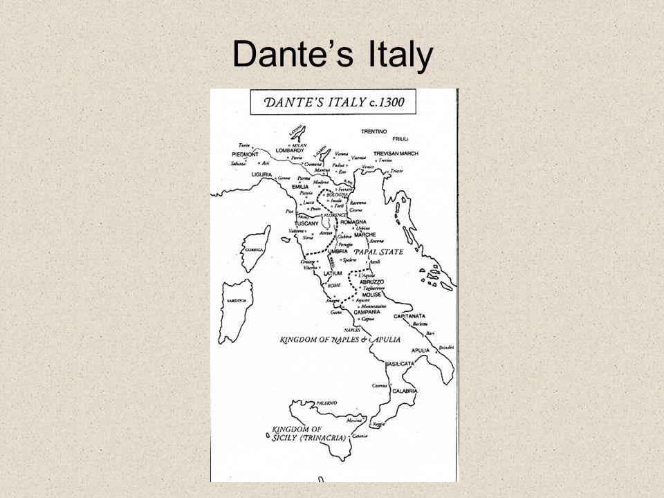 Dante's Italy