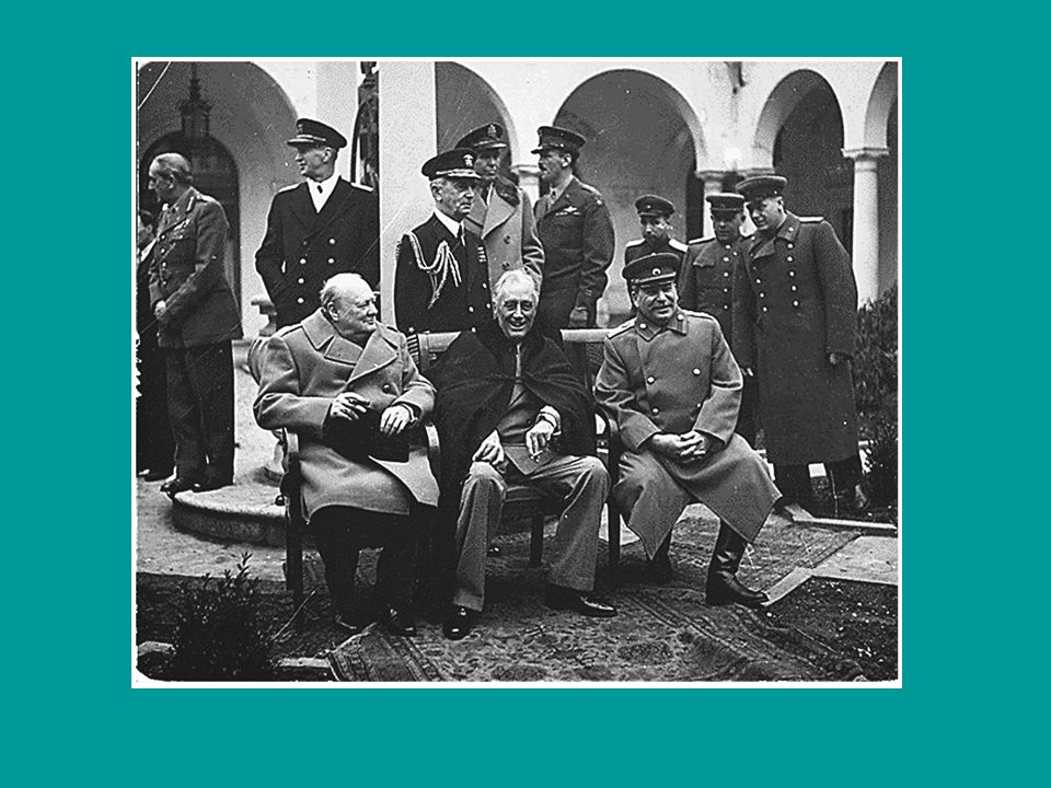 I.Postwar America / Europe: -Truman gave MacArthur the green light to invade North Korea -Nov.