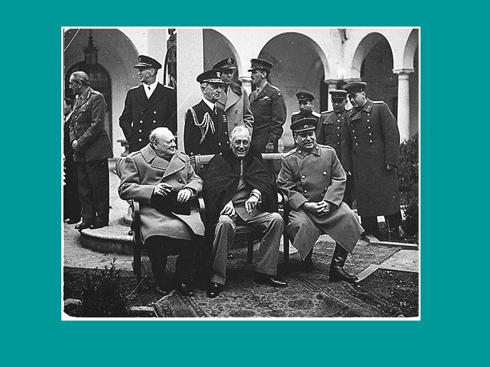 I.Postwar America / Europe: -How did the U.S. prepare for a nuclear holocaust.