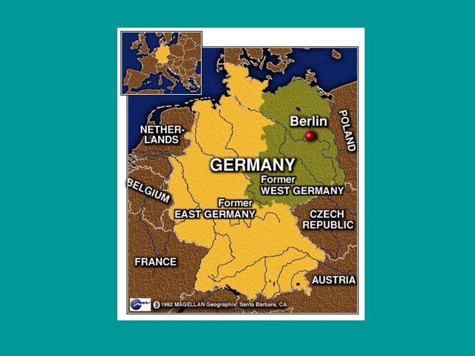 I.Postwar America / Europe: Cold War – U.S. vs.