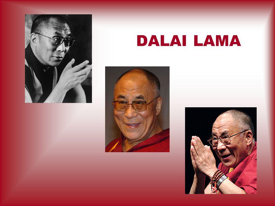 Born: July 6, 1935 Residence: Dharamsala, India Original Name: Lhamo Dhondrub Full Name: Jetsun Jamphel Ngawang Lobsang Yeshe Tenzin Gyatso - Holy Lord, Gentle Glory, Compassionate, Defender of the Faith, Ocean of Wisdom.