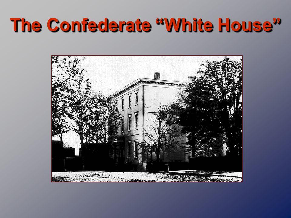 The Confederate White House