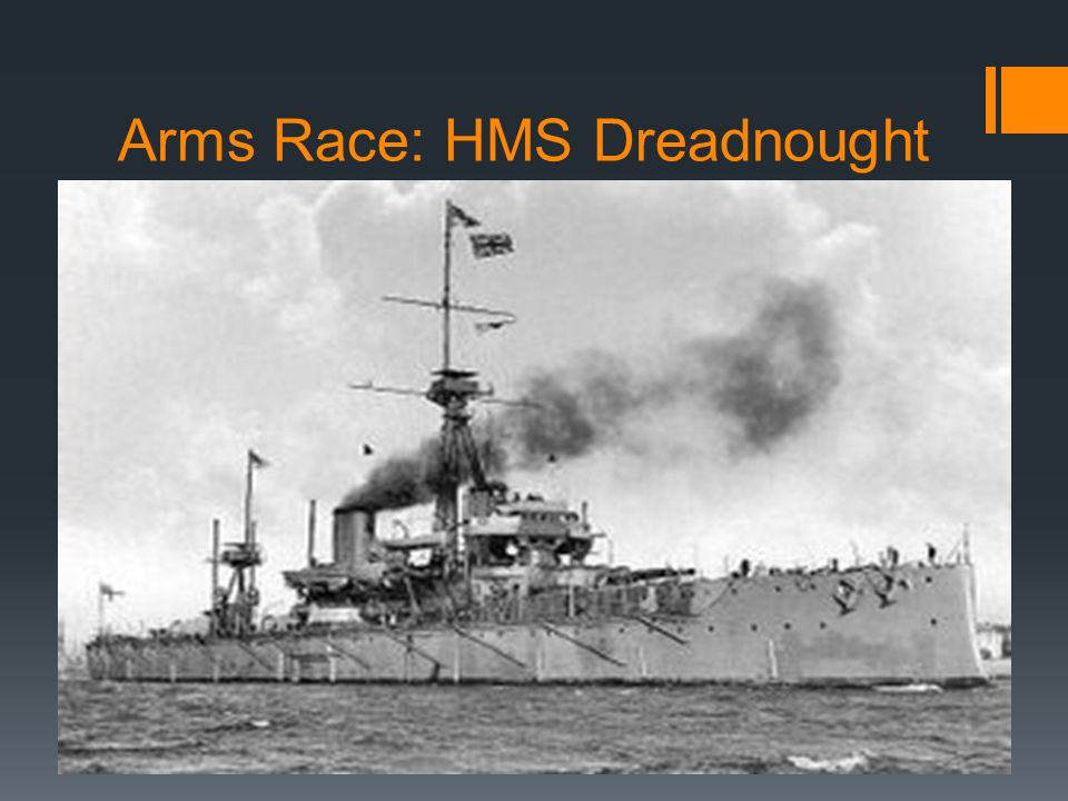 Arms Race: HMS Dreadnought
