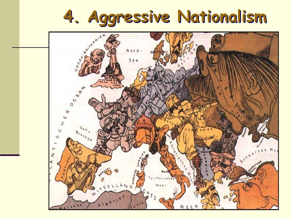 4. Aggressive Nationalism