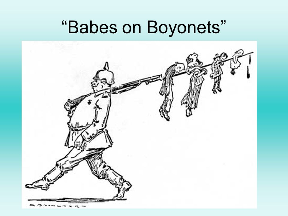 Babes on Boyonets