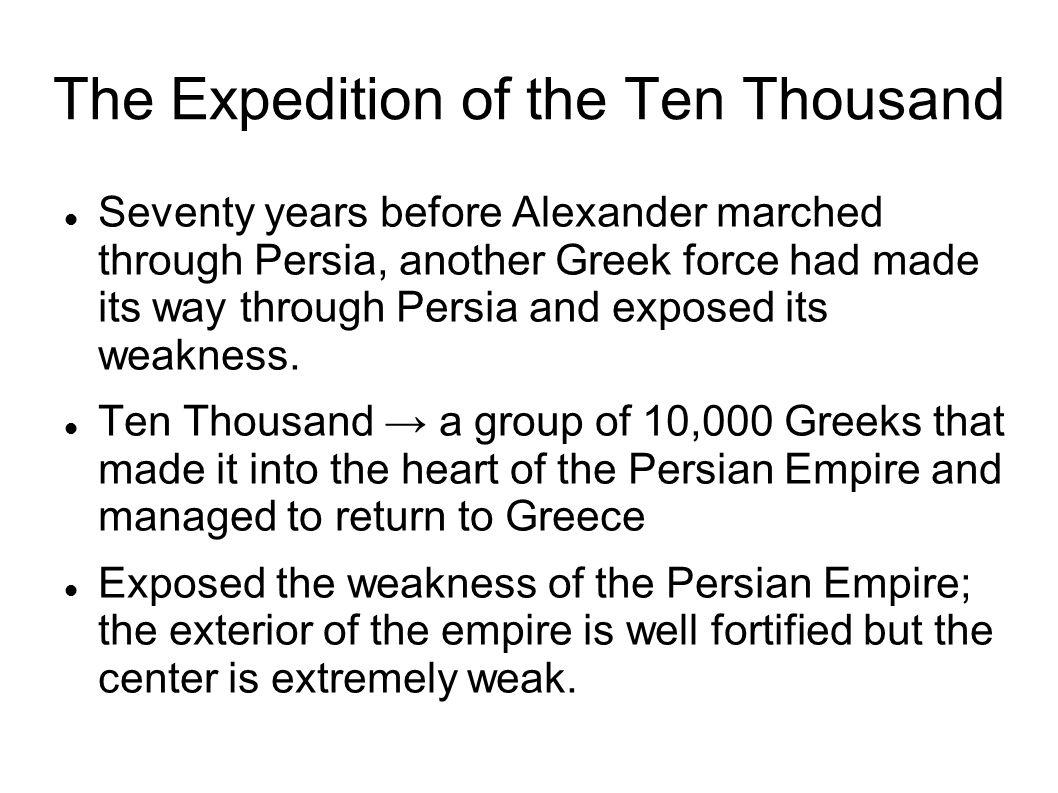 Battle of Granicus – 334 B.C.