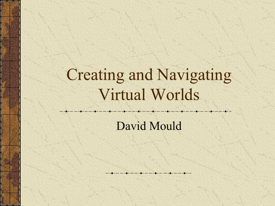 [Xu and Mould 2007 – GRAPP 2007 Best Paper]