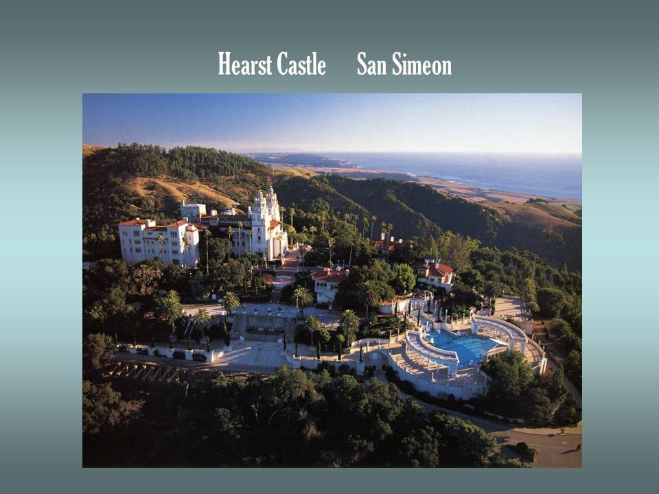 Hearst Castle San Simeon