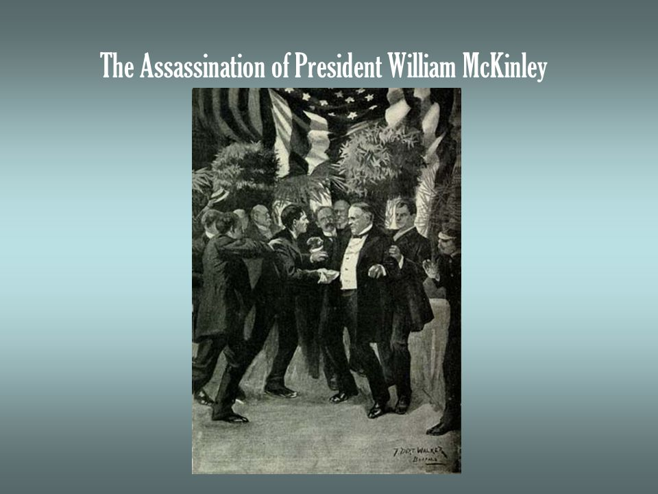 The Assassination of President William McKinley