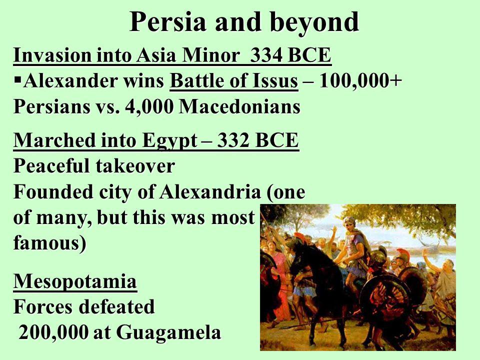 Alexander begins to rule Alexander begins to rule Greece was weak after Peloponnesian War.