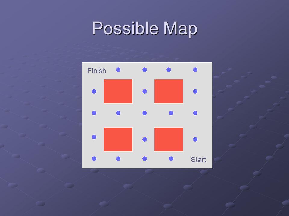 Possible Map Start Finish