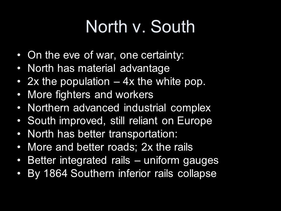 North v.