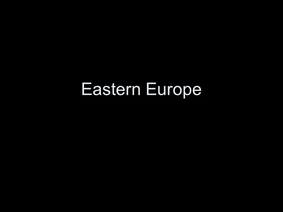 Key Concepts Eastern Europe has great cultural diversity because many ethnic groups have settled there.